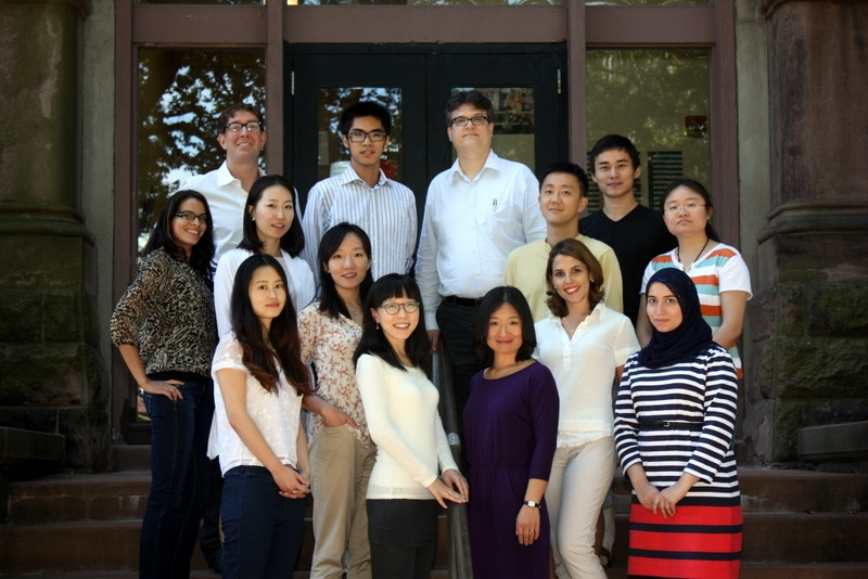 Graduate Students 2013 Group
